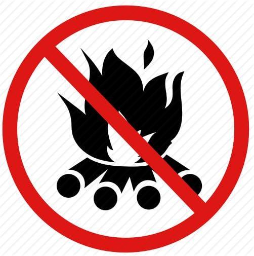 """""""Προληπτικά μέτρα μείωσης του κινδύνου πρόκλησης πυρκαγιάς"""""""